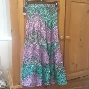 Dresses & Skirts - strap dress